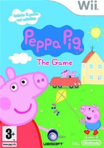 Peppa Pig: The Game (2009/Wii/ENG)