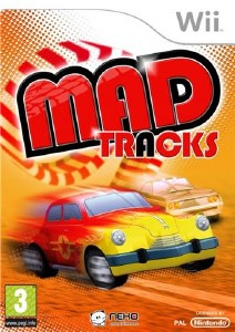 Mad Tracks (2009/Wii/ENG)