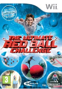 The Ultimate Red Ball Challenge - BBC's Total Wipeout (2009/Wii/ENG)