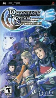 Phantasy Star Portable [ENG] PSP