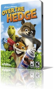 Лесная Братва / Over the Hedge (2006) PC