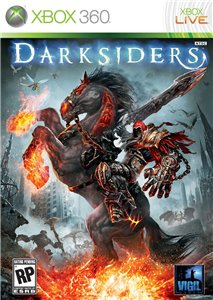 Darksiders - Wrath of War[Region Free/ENG] XBOX 360
