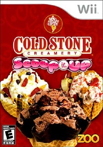 Cold Stone Creamery: Scoop It Up (2009/Wii/ENG)