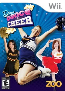 Dream Dance And Cheer (2009/Wii/ENG)