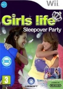 Girls Life: Sleepover Party (2009/Wii/ENG)