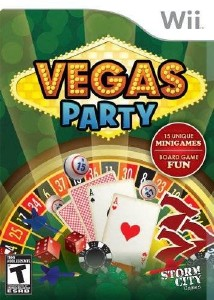 Vegas Party (2009/Wii/ENG)
