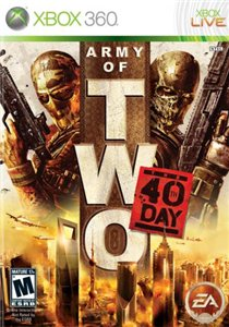 Army of TWO™ The 40th Day [RUS] [2010, Action]  XBOX360