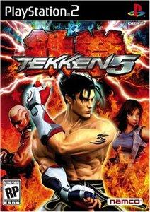 Tekken 5 [RUS] PS2