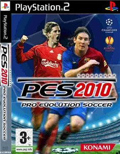 Pro Evolution Soccer 2010 [RUS] PS2