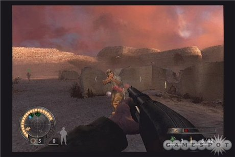 Medal of Honor: European Assault [RUS] PS2