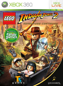 LEGO Indiana Jones 2: The Adventure Continues [RUS] XBOX360