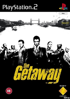 The Getaway {-RUSSOUND-} PS2