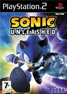 Sonic Unleashed (2008) PS2