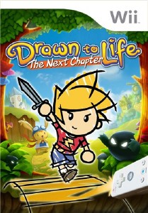 Drawn to Life: The Next Chapter (2009/Wii/ENG)