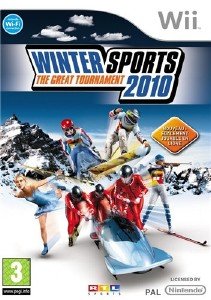 RTL Winter Sports (2009/Wii/ENG)
