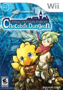 Final Fantasy Fables: Chocobo's Dungeon (2007/Wii/ENG)