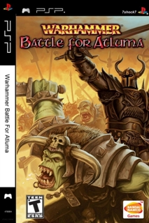 Warhammer Battler for Atluma {-ENG-} PSP