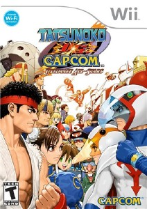 Tatsunoko vs. Capcom: Ultimate All-Stars (2010/Wii/ENG)