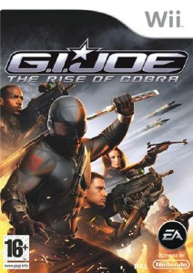 G.I. Joe: The Rise of Cobra (2009/Wii/ENG)