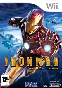 Iron Man (2008/Wii/ENG)