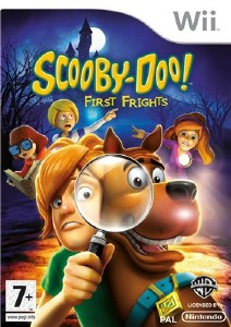 Scooby-Doo! First Frights (2009/Wii/ENG)