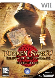 Broken Sword: Shadow of the Templars. The Director's Cut (2009/Wii/ENG)