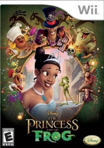 The Princess and the Frog (2009/Wii/RUS/ENG)