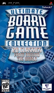 Ultimate Board Game Collection {-ENG-} PSP