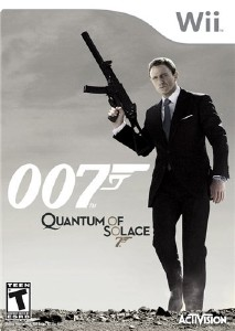 James Bond 007: Quantum of Solace (2008/Wii/ENG)