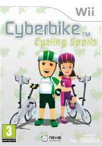 Cyberbike Cycling Sports (2010/Wii/ENG)