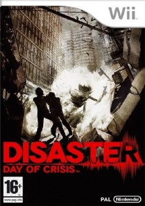 Disaster: Day of Crisis (2009/WiiENG)