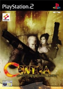 Contra: Shattered Soldier (2002/PS2/ENG)