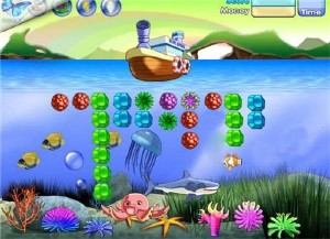 Bermuda Triangle: Saving The Coral (2010/Wii/ENG)