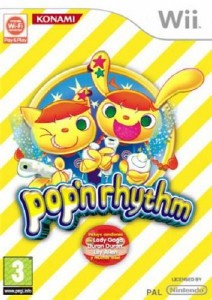Pop N Rhythm (2010/Wii/ENG)