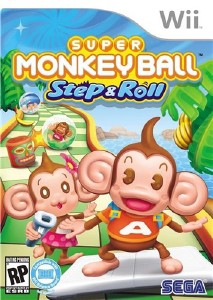 Super Monkey Ball: Step and Roll (2010/Wii/ENG)