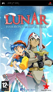 Lunar: Harmony of Silver Star [ENG] PSP