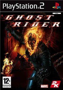 Ghost Rider (2007) [RUS] PS2