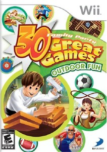 Family Party: 30 Great Games Outdoor Fun (2009/Wii/ENG)