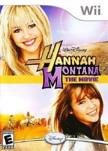 Hannah Montana: The Movie (2009/Wii/ENG)