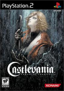 Castlevania: Lament of Innocence (2003) PS2