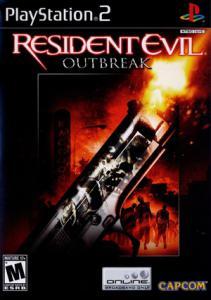 Resident Evil Outbreak (2004) PS2