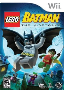 LEGO Batman: The Videogame (2008/Wii/ENG)