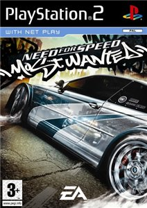 Need for Speed Most Wanted (2005) PS2