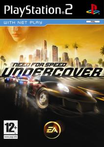 Need for Speed Undercover (2008) PS2