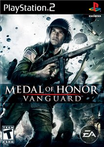 Medal of Honor Vanguard (2007) PS2