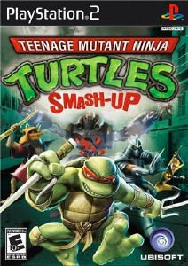 Teenage Mutant Ninja Turtles: Smash-Up (2009/PS2/RUS)