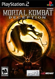 Mortal Kombat: Deception (2004/PS2/RUS)