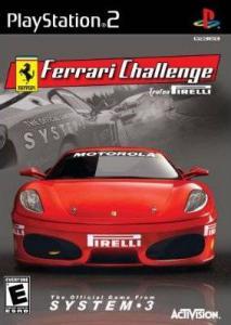 Ferrari Challenge Trofeo Pirelli (2008) PS2
