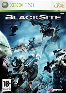 BlackSite: Area 51 (RUS) [2007 / RF / FULL]  Игры XBox 360