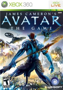 James Camerons Avatar: The Game (RUS) [2009 / RF / FULL] Игры XBox 360